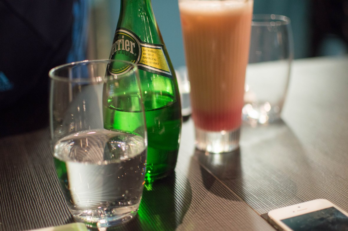 Drinks, Les Enfants Terrible, Paris, France