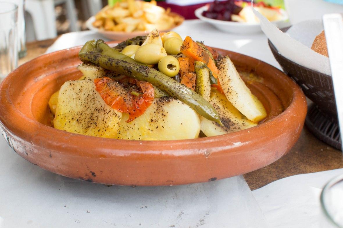 Lamb Tagine, Cafe, Ouzoud Falls, Morroco