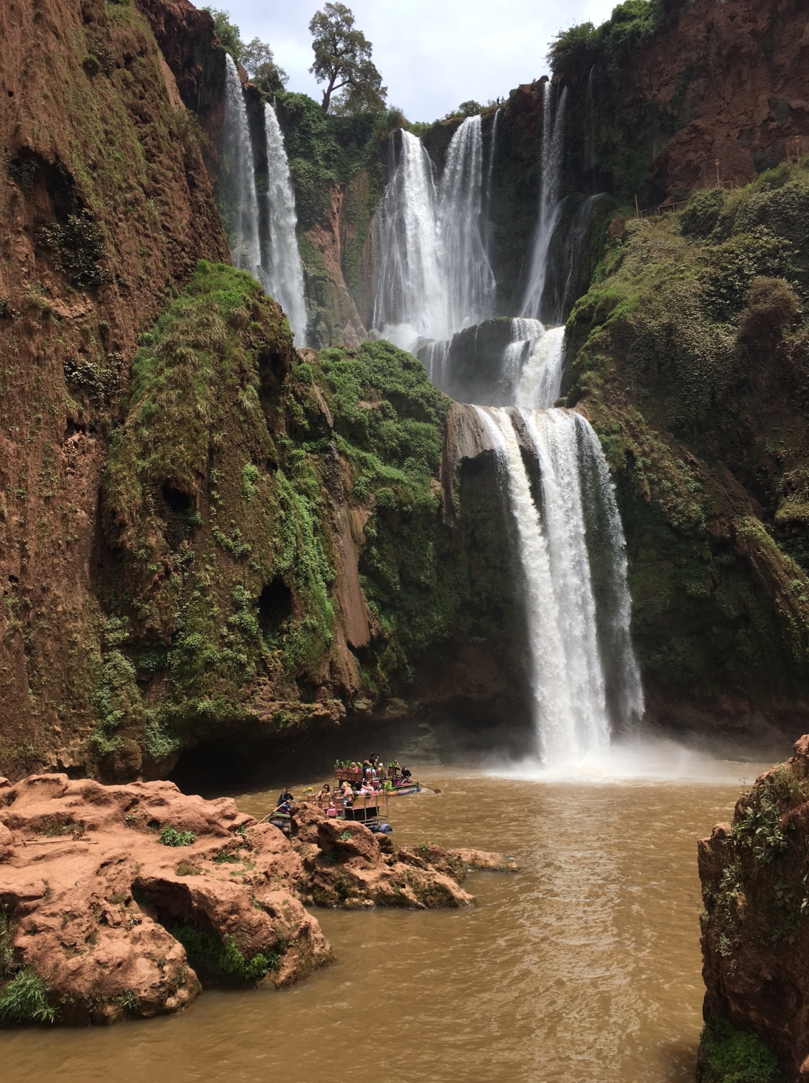 Ouzoud Water Fall, Morocco