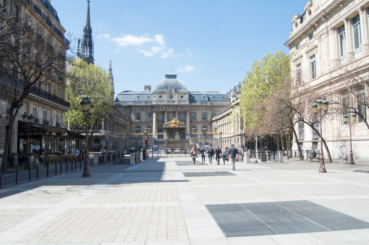 Palais de Justice de Paris, France