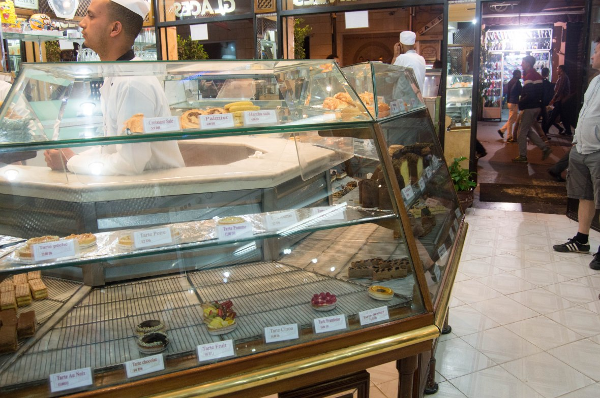 Pâtisserie Des Princes, Marrakech, Morocco