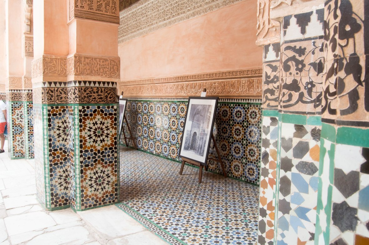 Photos, Ben Youssef Madrasa, Marrakech, Morocco