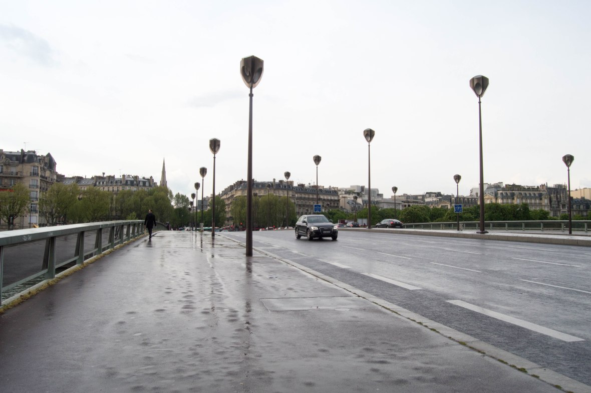 Pont de l'Alma, Paris, France