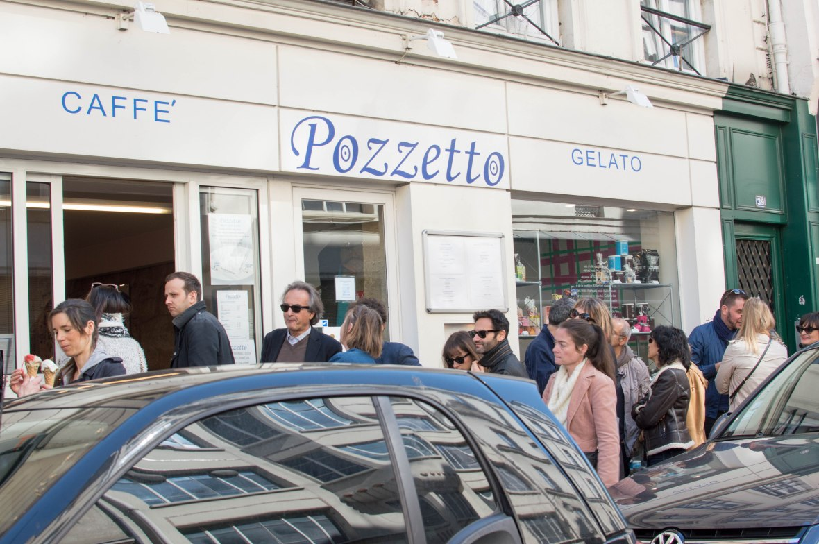 Pozzetto, Paris, France