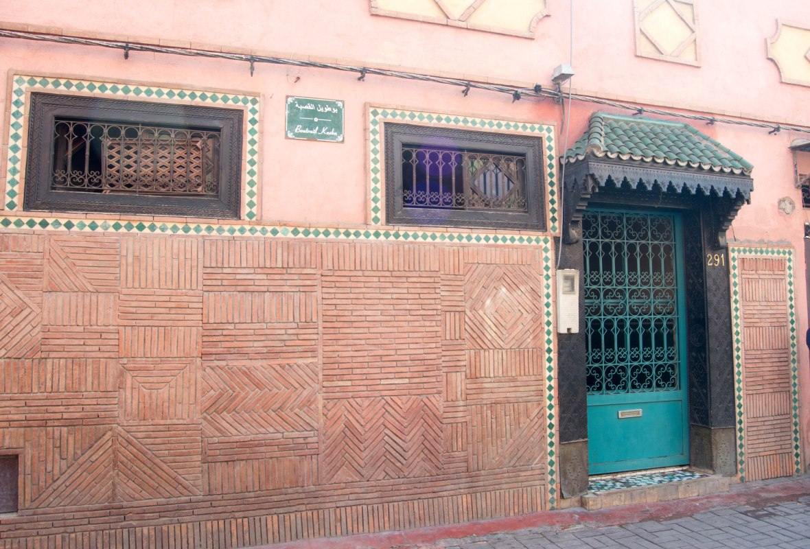 Pretty House, Marrakech, Morocco