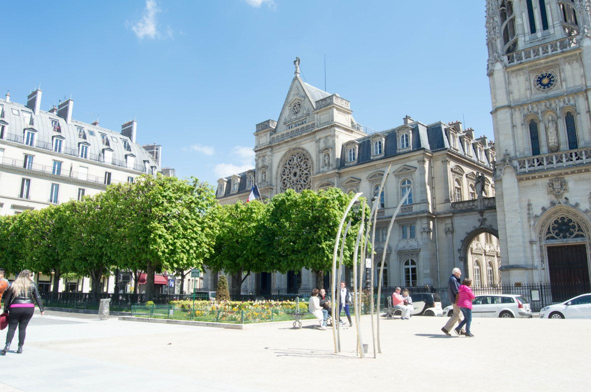 Saint-Germain-l'Auxerrois, Paris, France