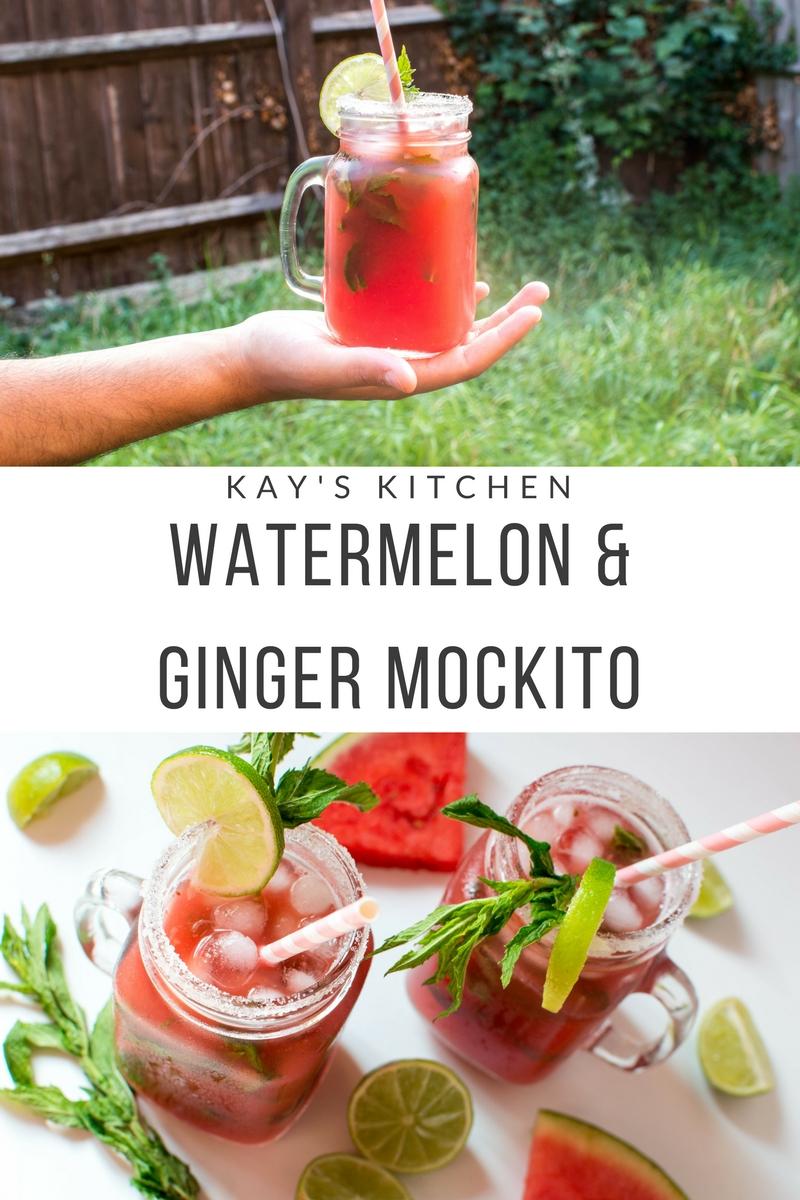 Watermelon Mocktijos