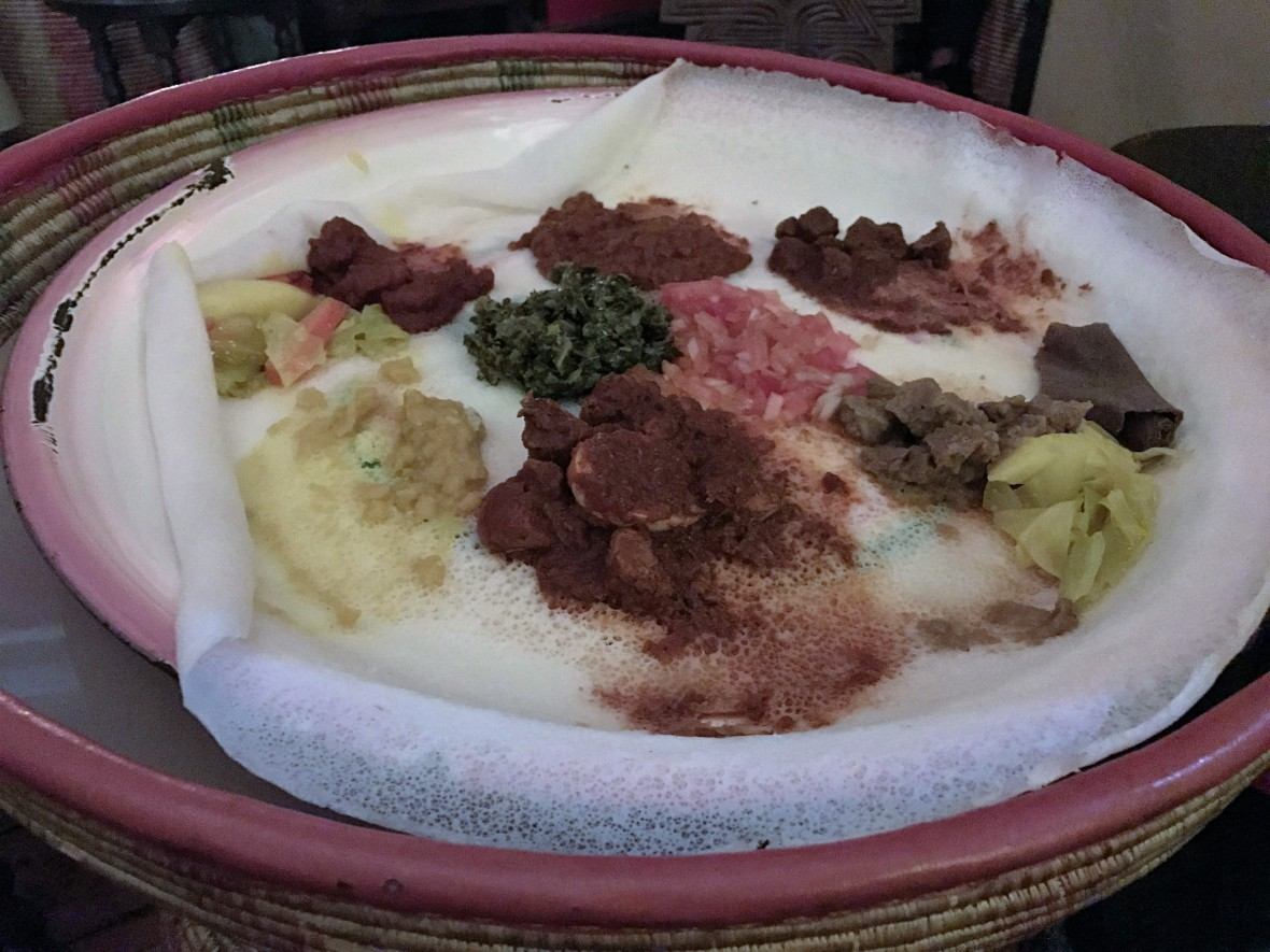 mixed-platter-on-top-of-injera-addis-in-cape-cape-town-south-africa