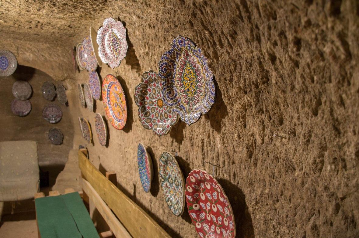 hand-made-plates-for-sale-cappadocia-turkey