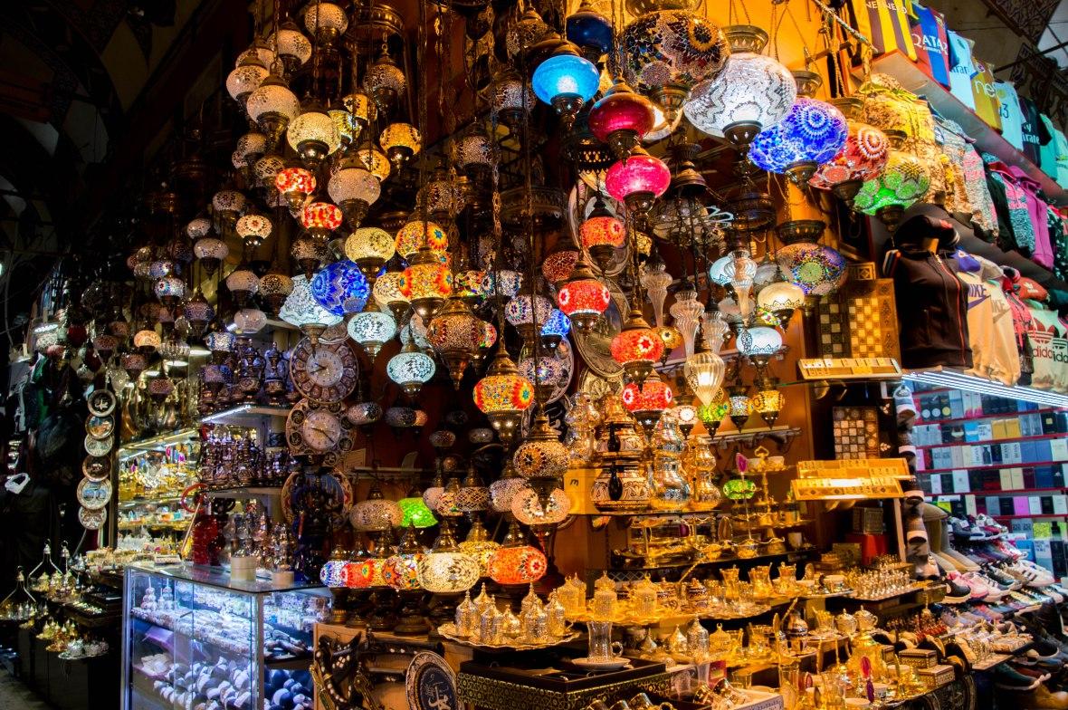 lanterns-grand-bazaar-istanbul-turkey
