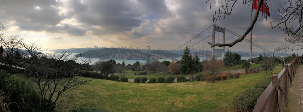 panorama-from-fatih-korosu-eski-tema-park-istanbul-turkey