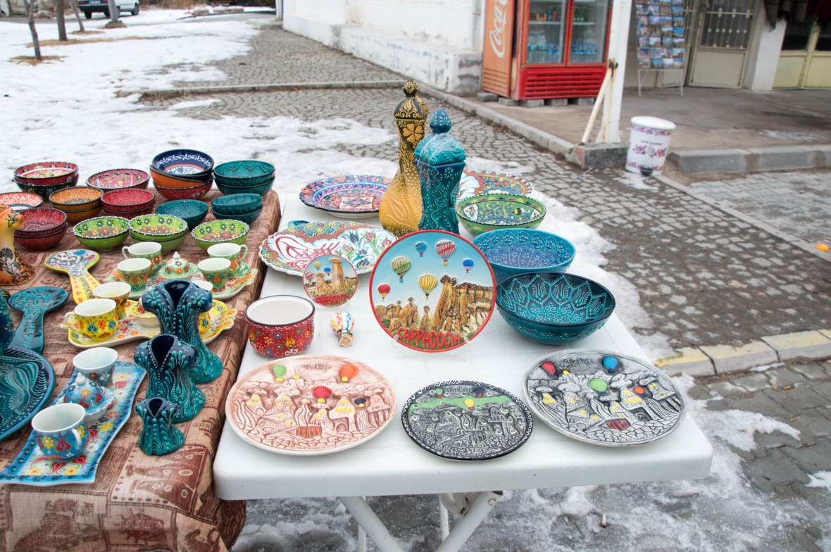 plates-for-sale-cappadocia-turkey