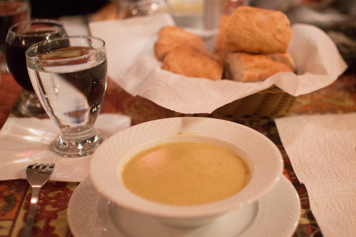 soup-pumpkin-restaurant-capadoccia-turrkey