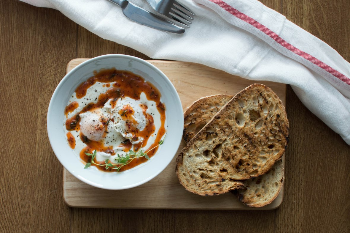 turkish-eggs-with-toasted-sourdough-kays-kitchen