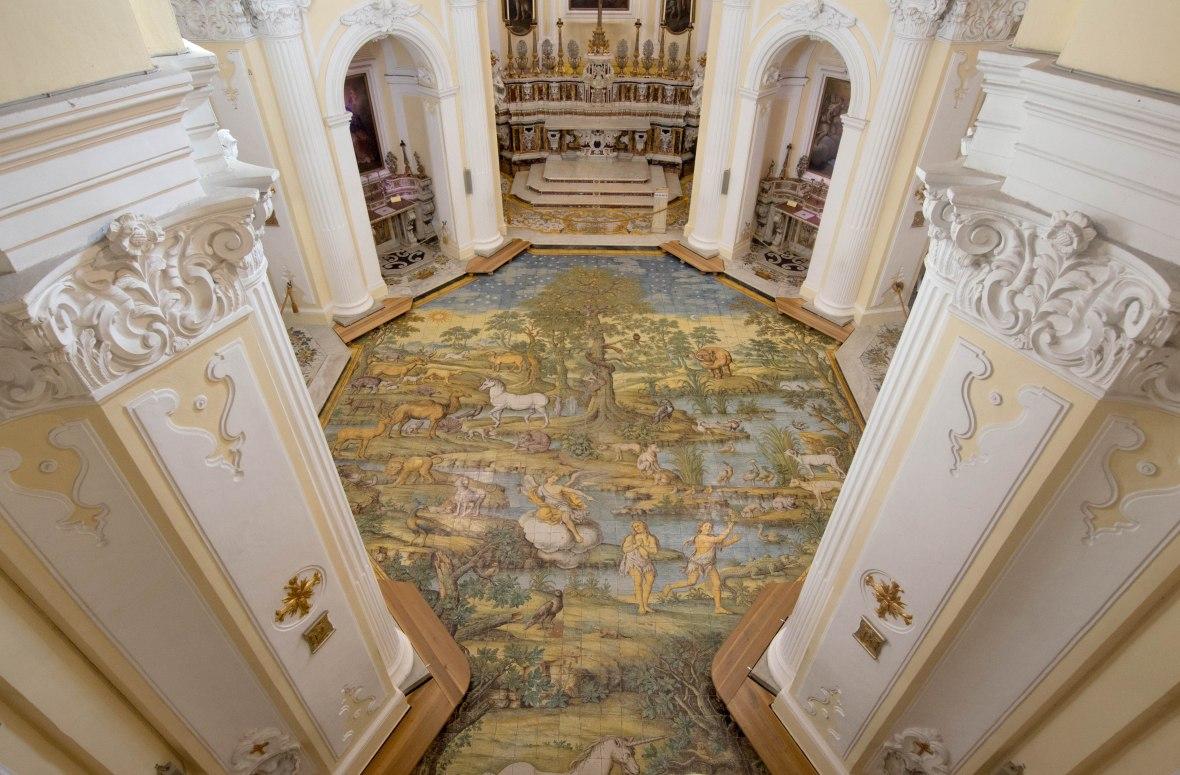Chiesa di San Michele Arcangelo, Capri, Italy