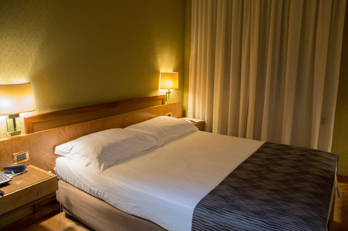 Hotel Exe Majestic, Naples, Italy