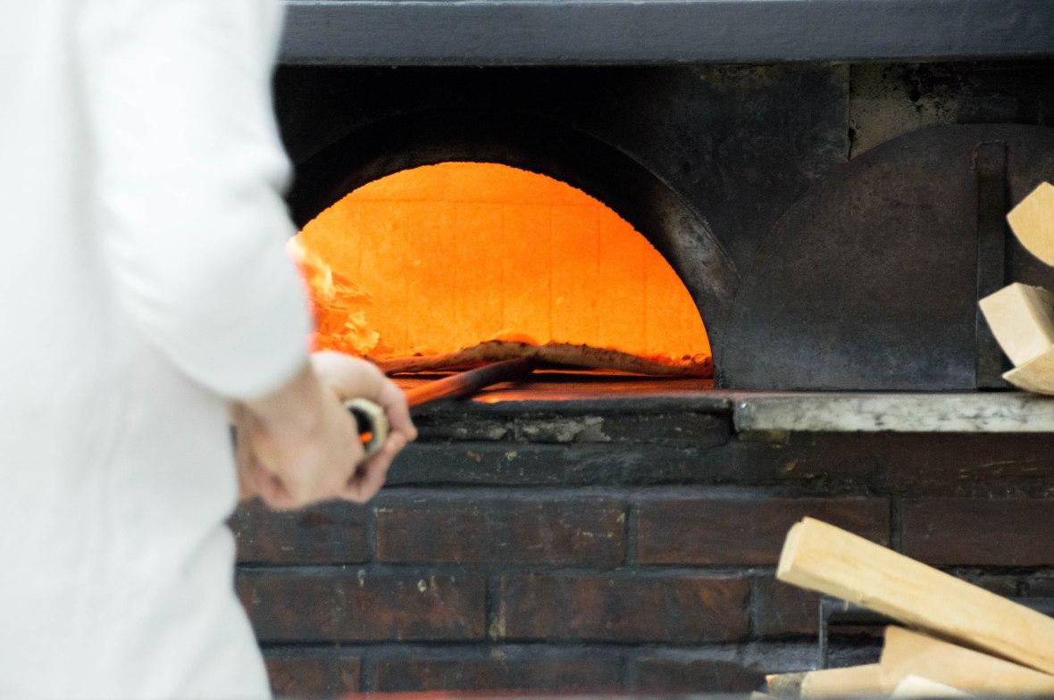 Oven, L'Antica Pizzeria da Michele, Naples, Italy