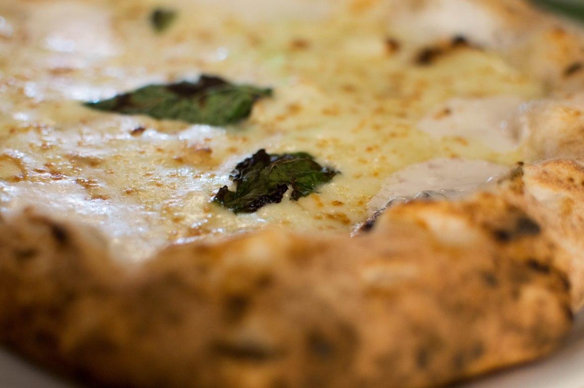 Pulcinella Pizza, Antica Pizzeria dell'Angelo, Naples, Italy
