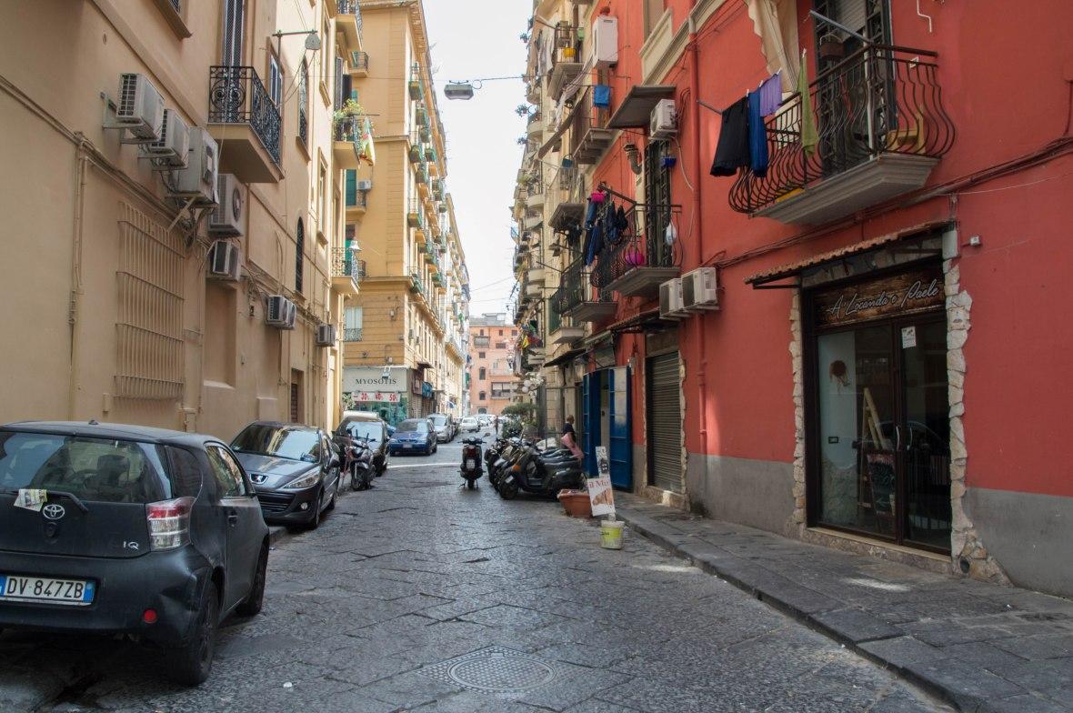 Street Life, Naples, Italy