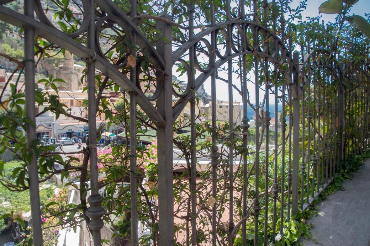 Fence, Positabo, Italy