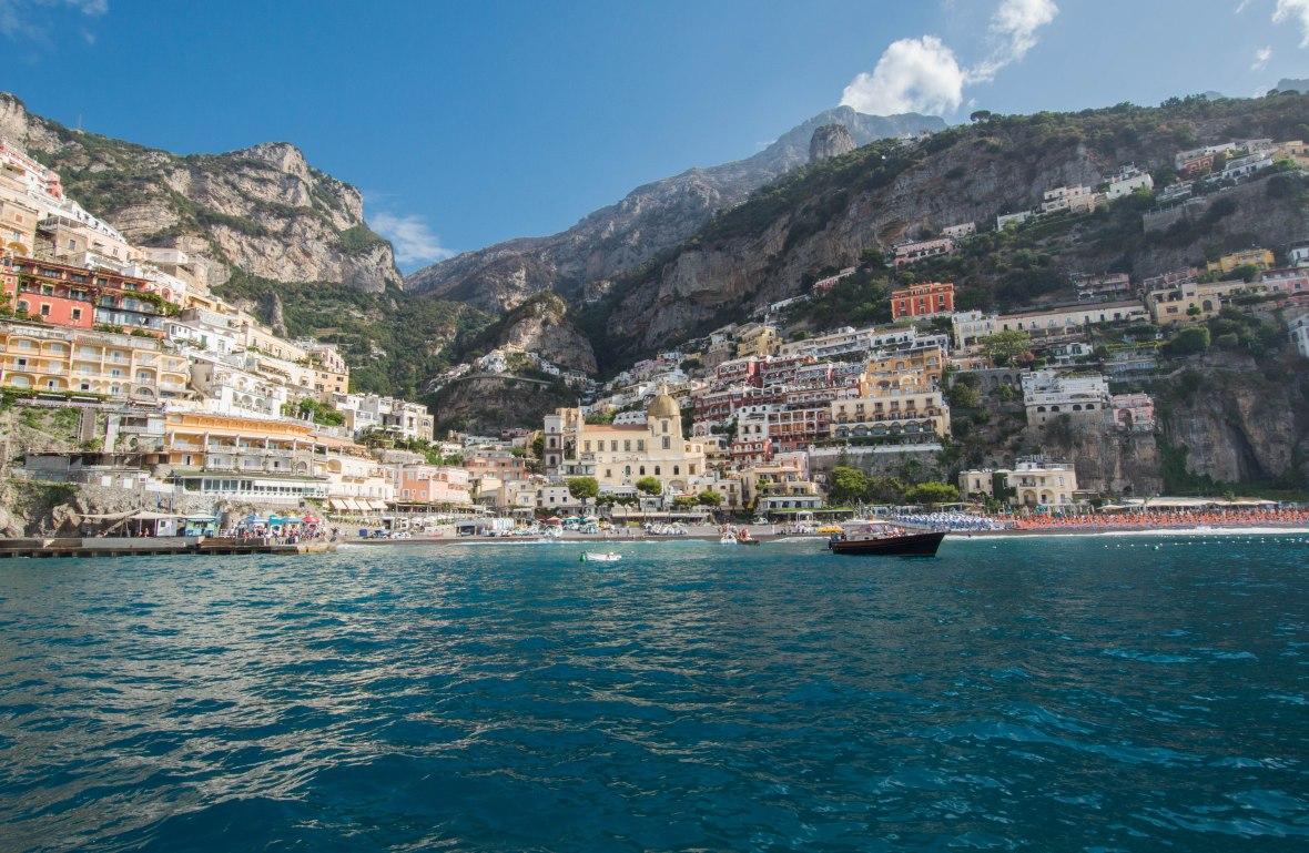 Positano Coast, Italy