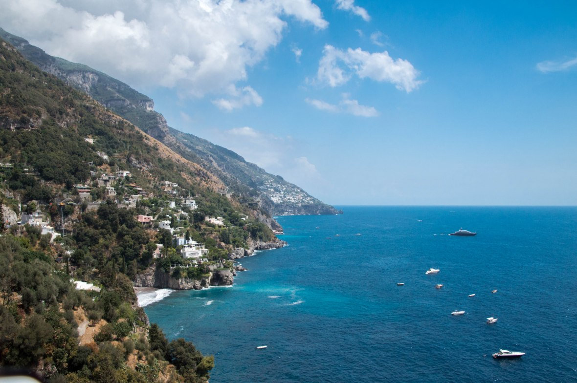 Sea View, Positano, Italy