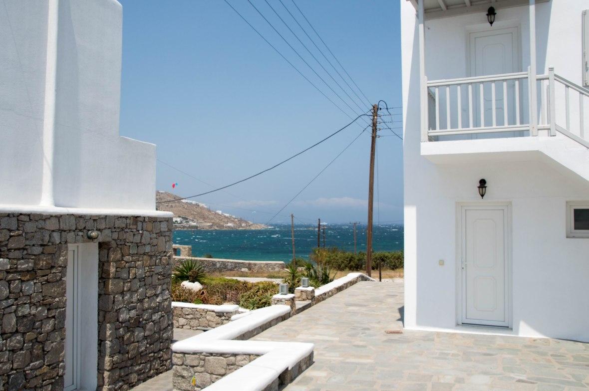 Anixi Hotel, Mykonos, Greece