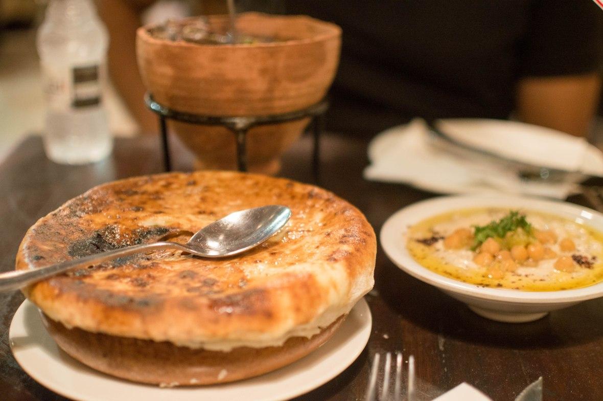 Baked Chicken Dish, Jafra Cafe, Amman, Jordan