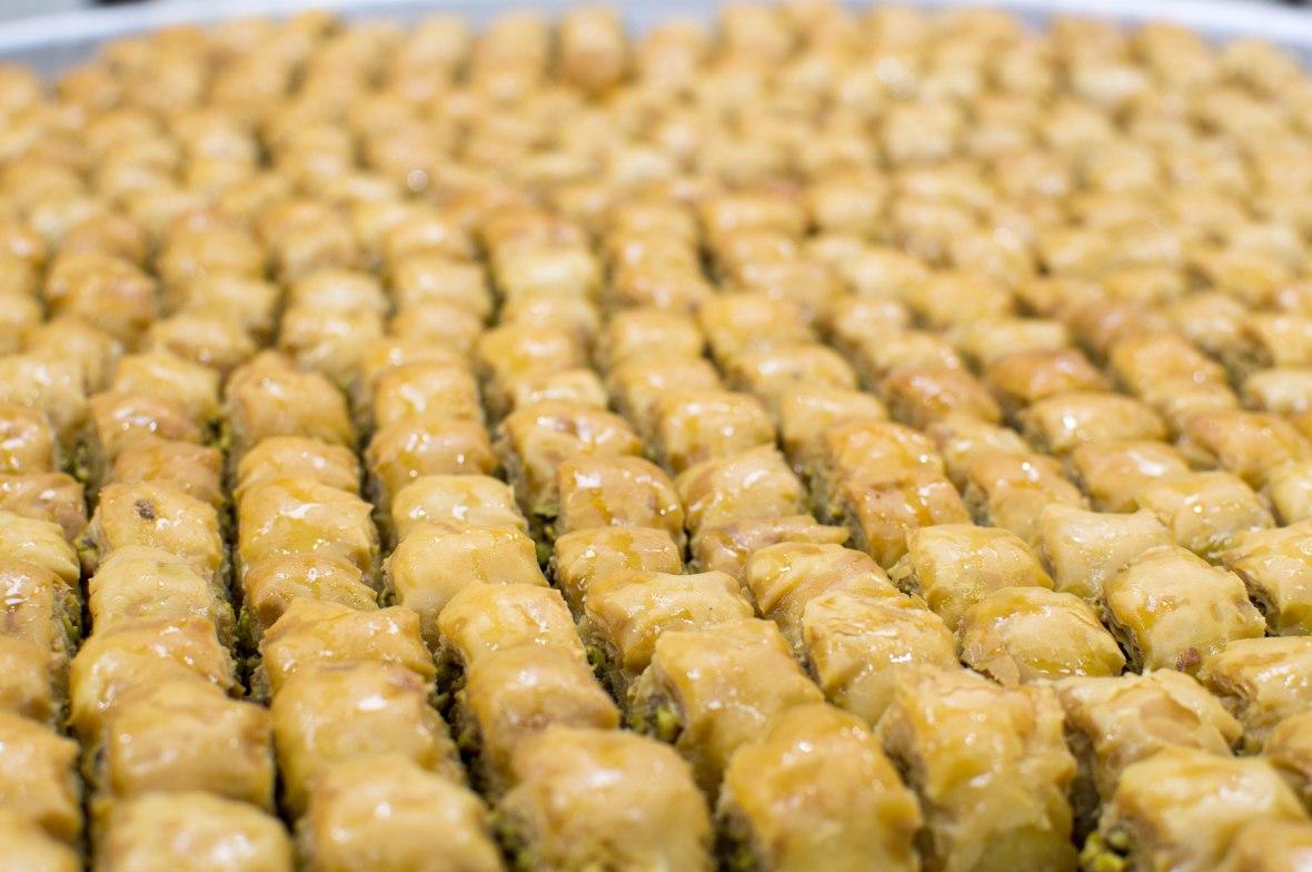 Baklava, Habibah Sweets, Amman, Jordan