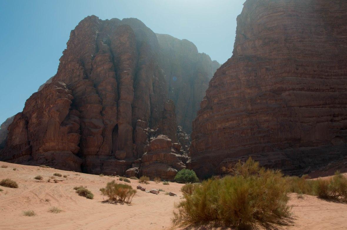 Burrah Canyon, Wadi Rum, Jordan