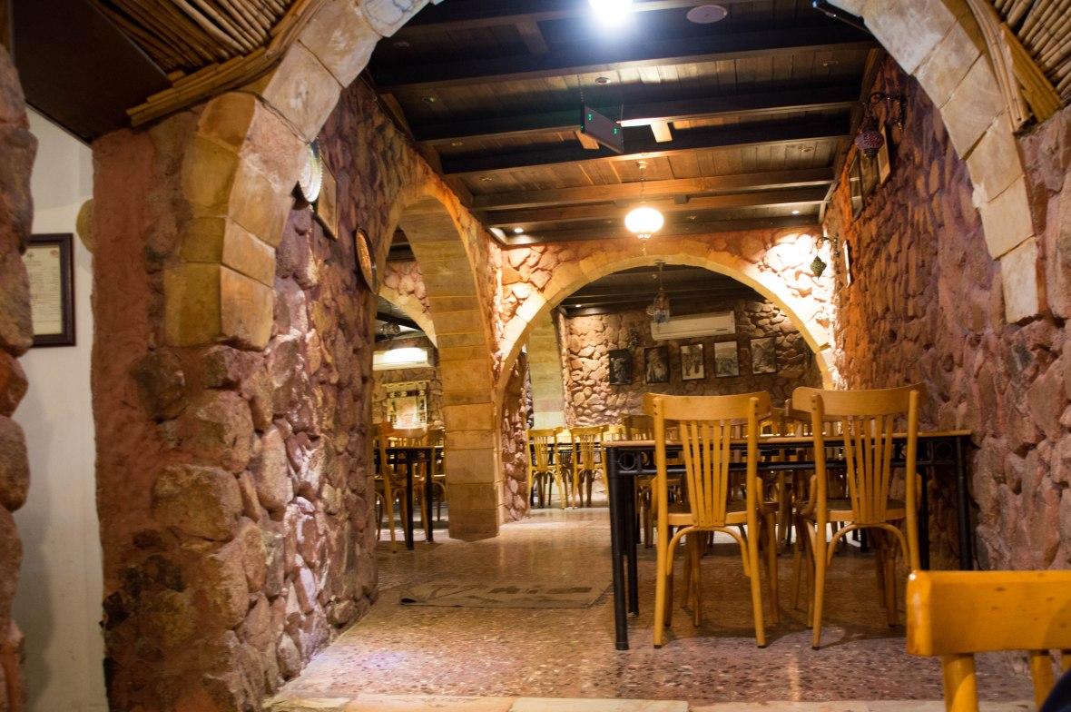 Red Cave Restaurant, Petra, Jordan