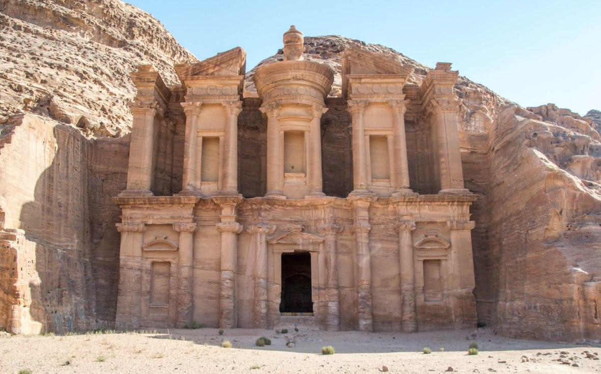 The Monastary, Petra, Jordan