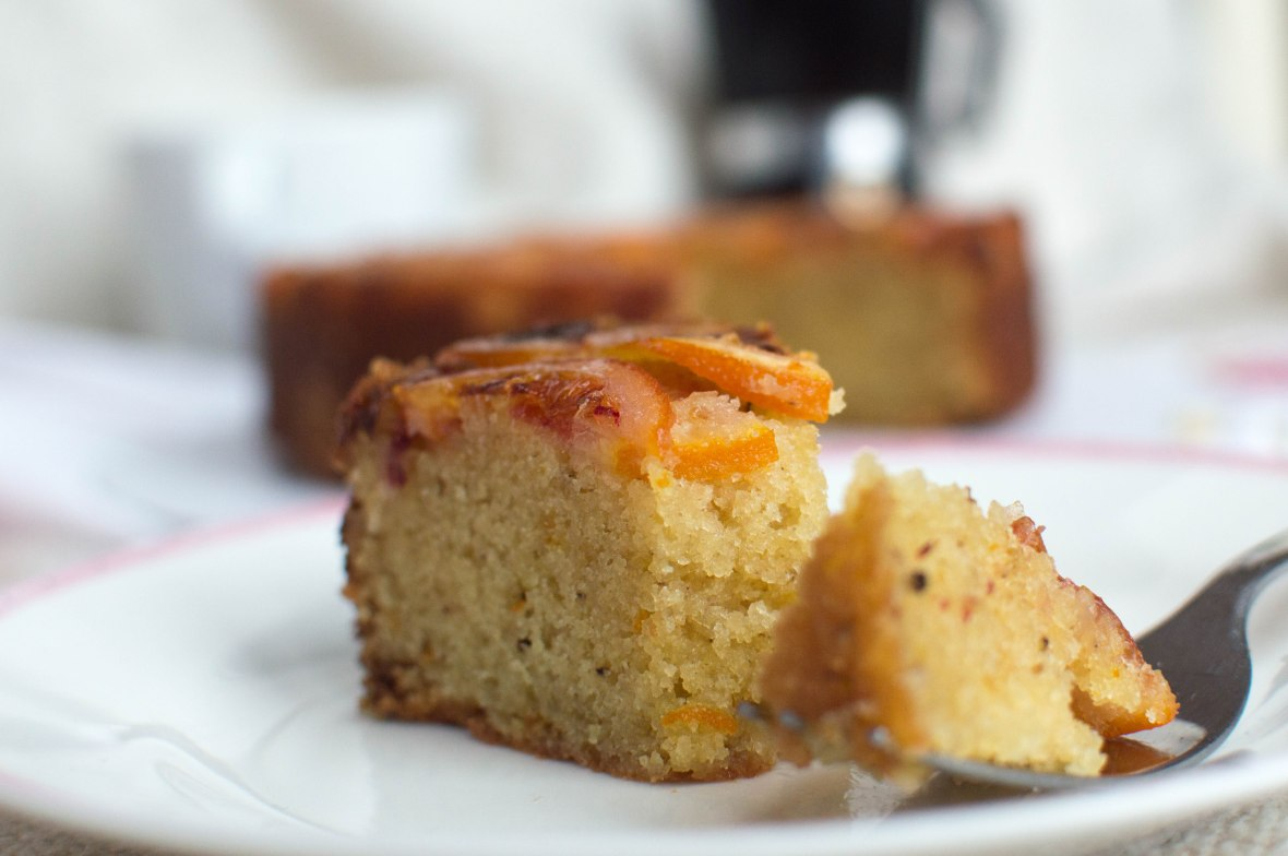 Blood Orange And Almond Cake With Tonka Beans - Kay's Kitchen