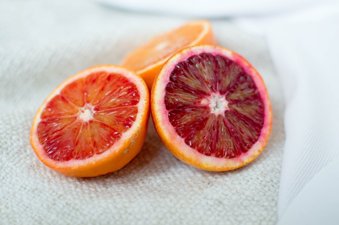 Blood Oranges - Kay's Kitchen