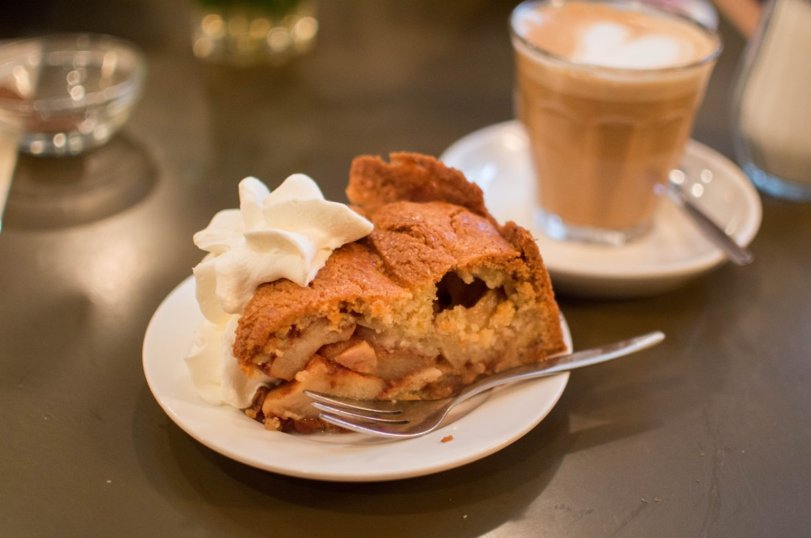 Apple Pie And Coffee, Winkel 43, Amsterdam, Netherlands