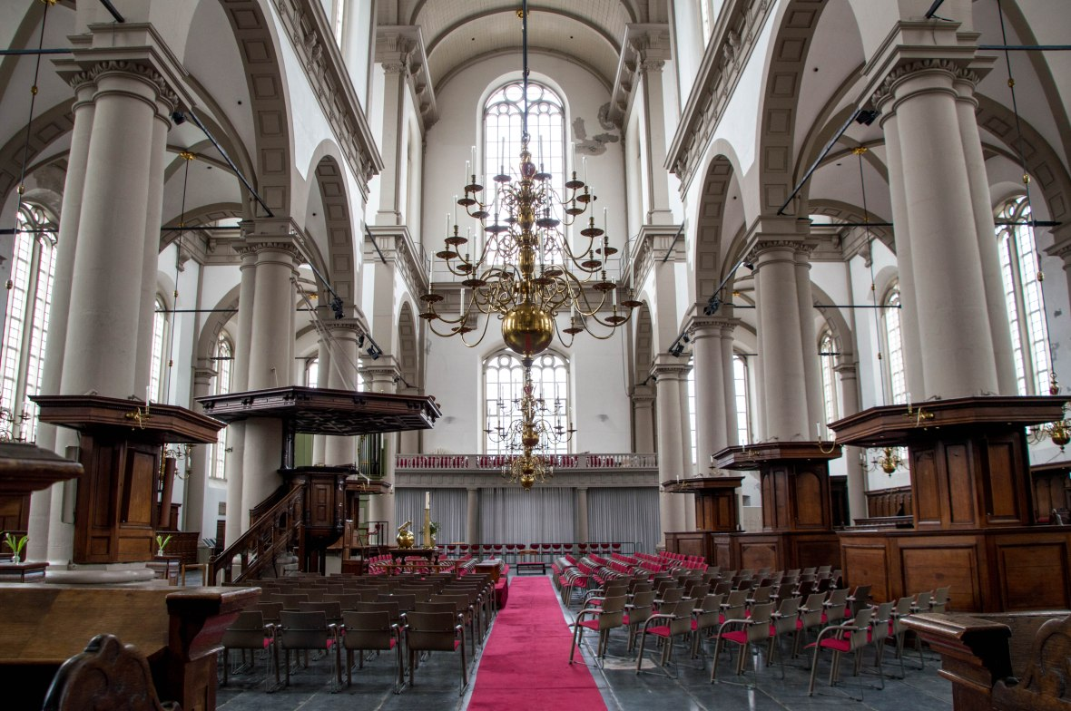 Westerkerk Church, Amsterdam, Netherlands