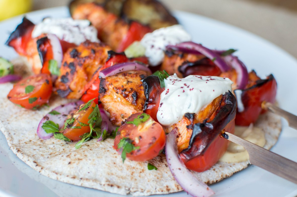 Chicken Shish Kebab - Kay's Kitchen