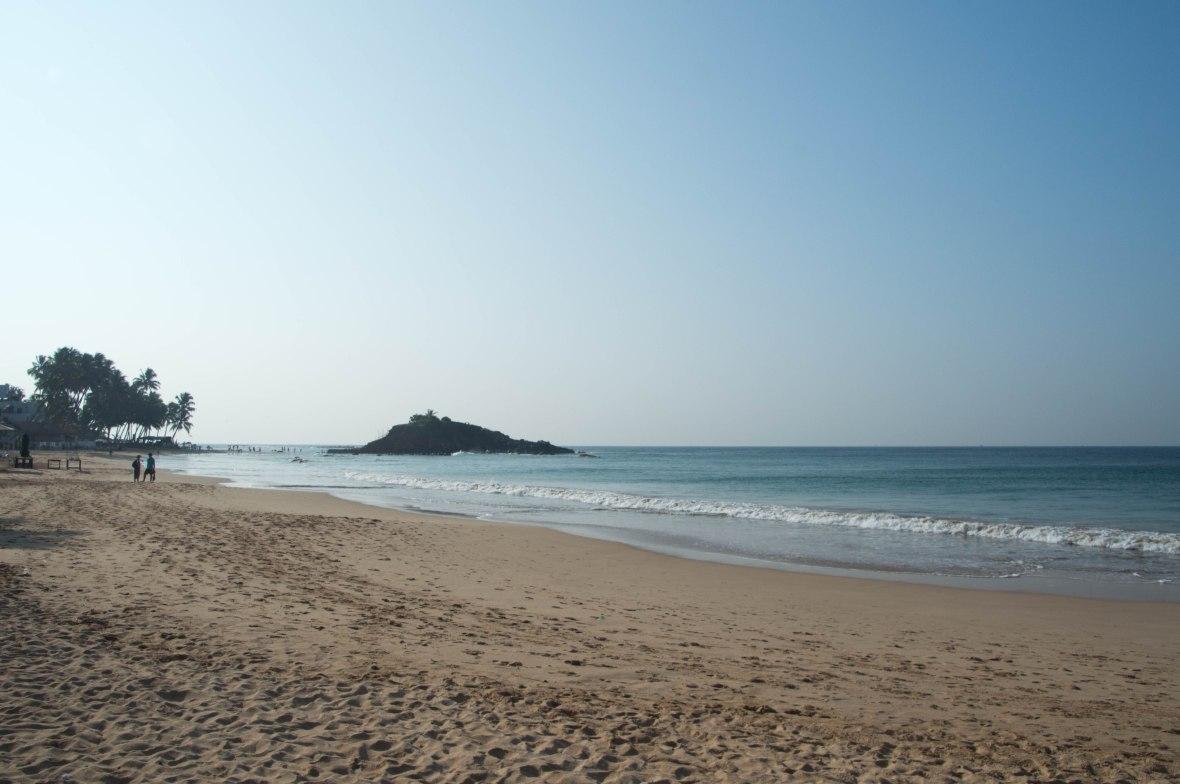 Beach, Mirissa, Sri Lanka