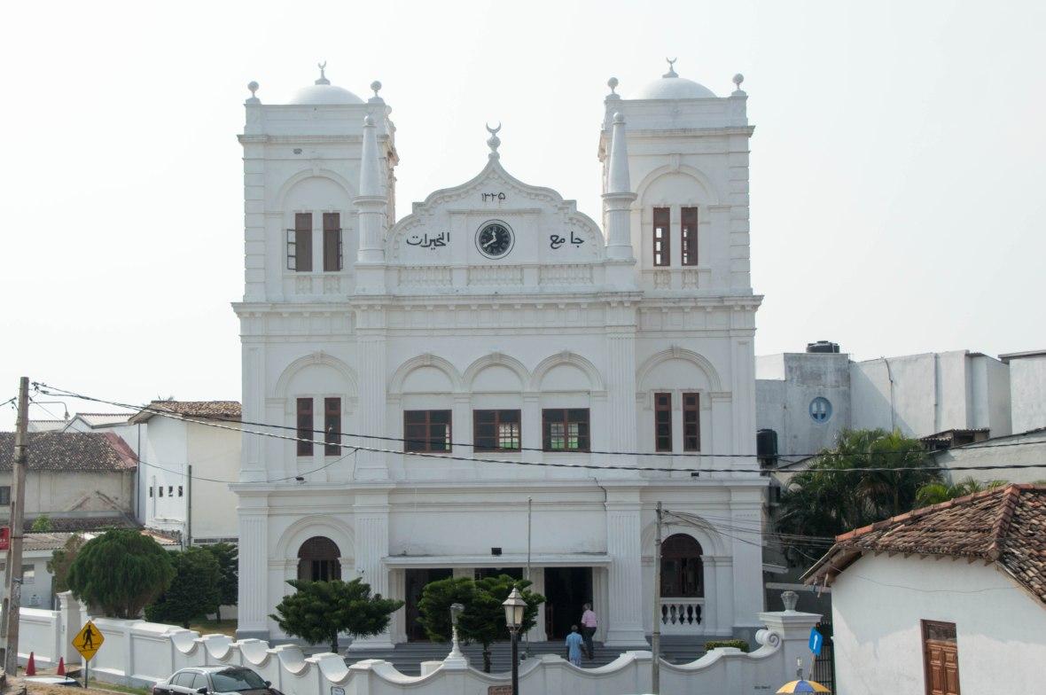 Galle Fort Mosque, Sri Lanka