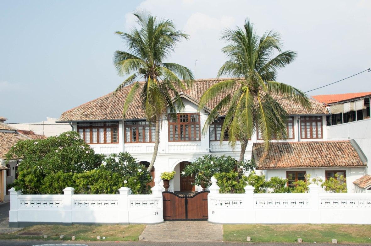 House Goals, Galle, Sri Lanka