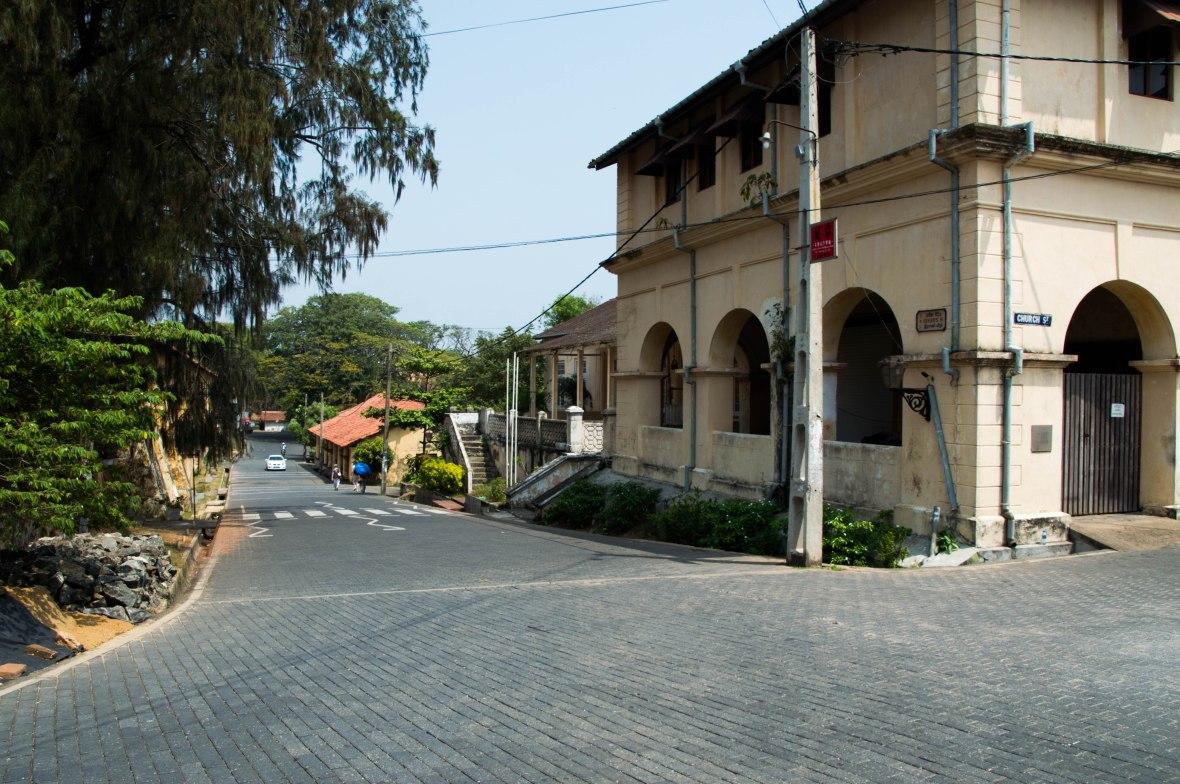 Streets of Galle, Sri Lanka