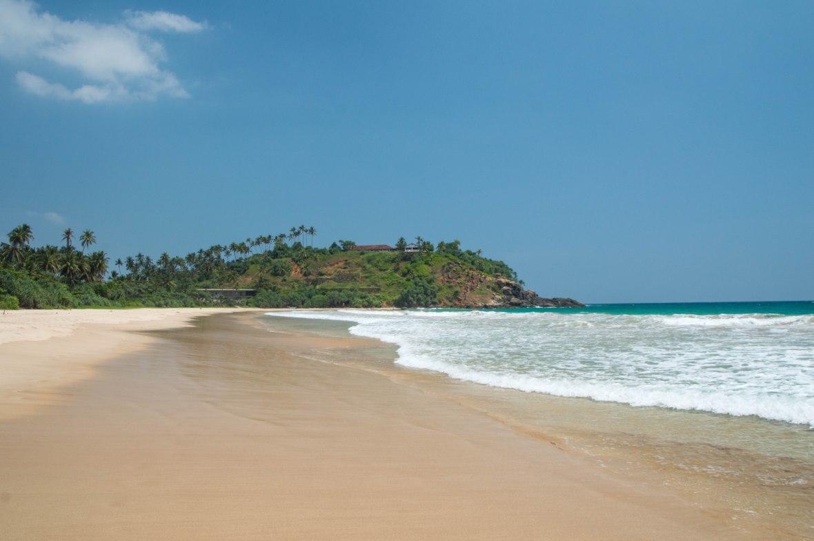 Talalla Beach, Sri Lanka