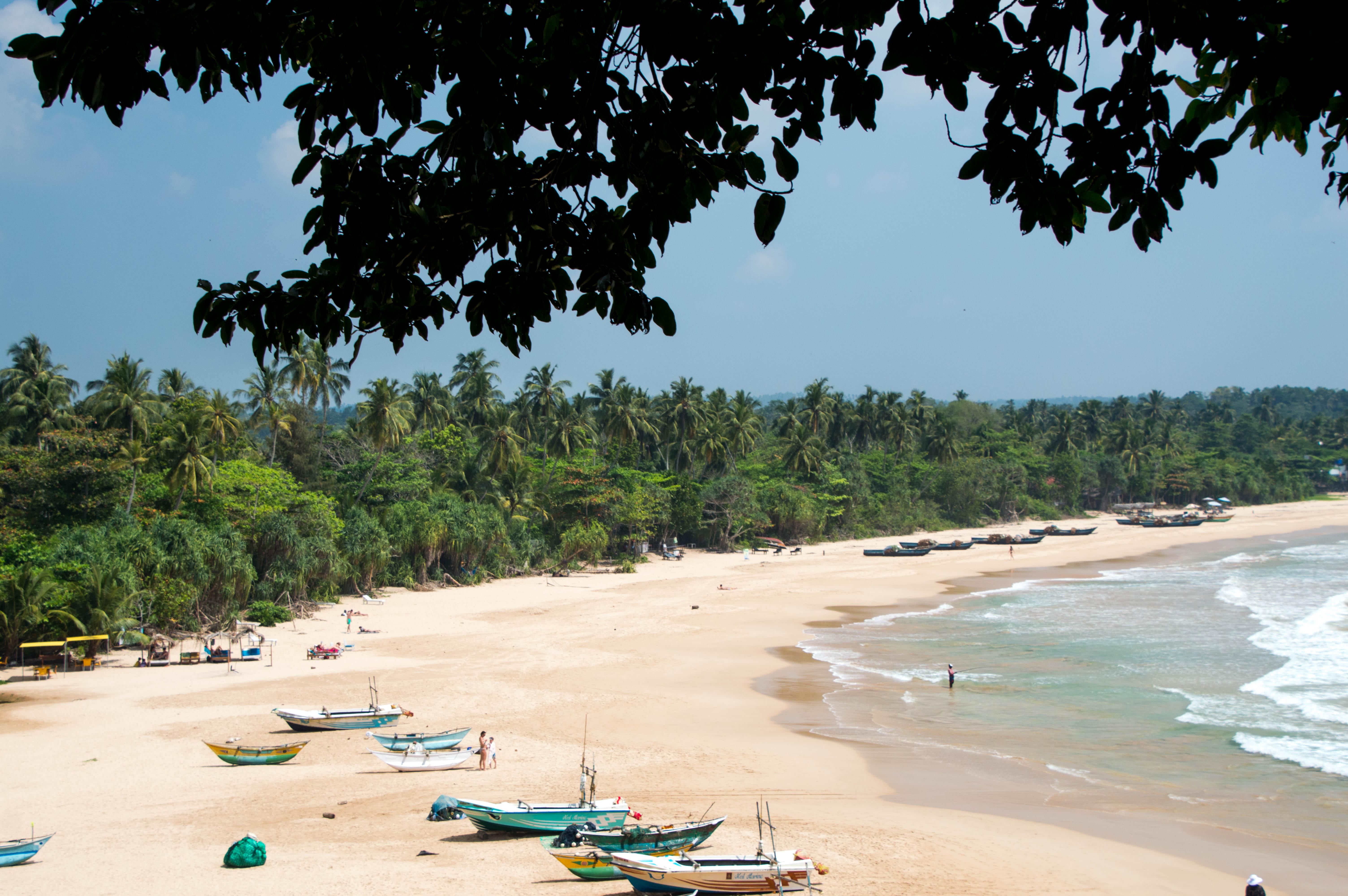 Talalla Beach, Talalla Bay Beach House, Sri Lanka