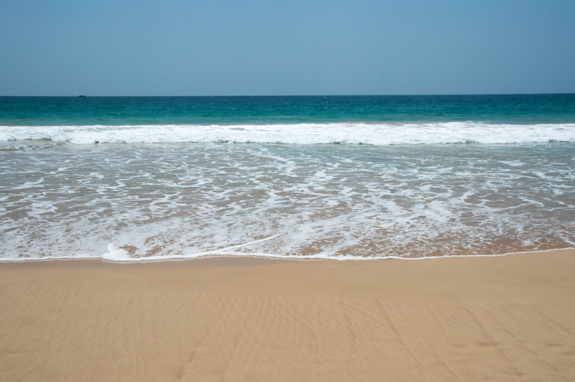 Waves, Talalla Beach, Sri Lanka