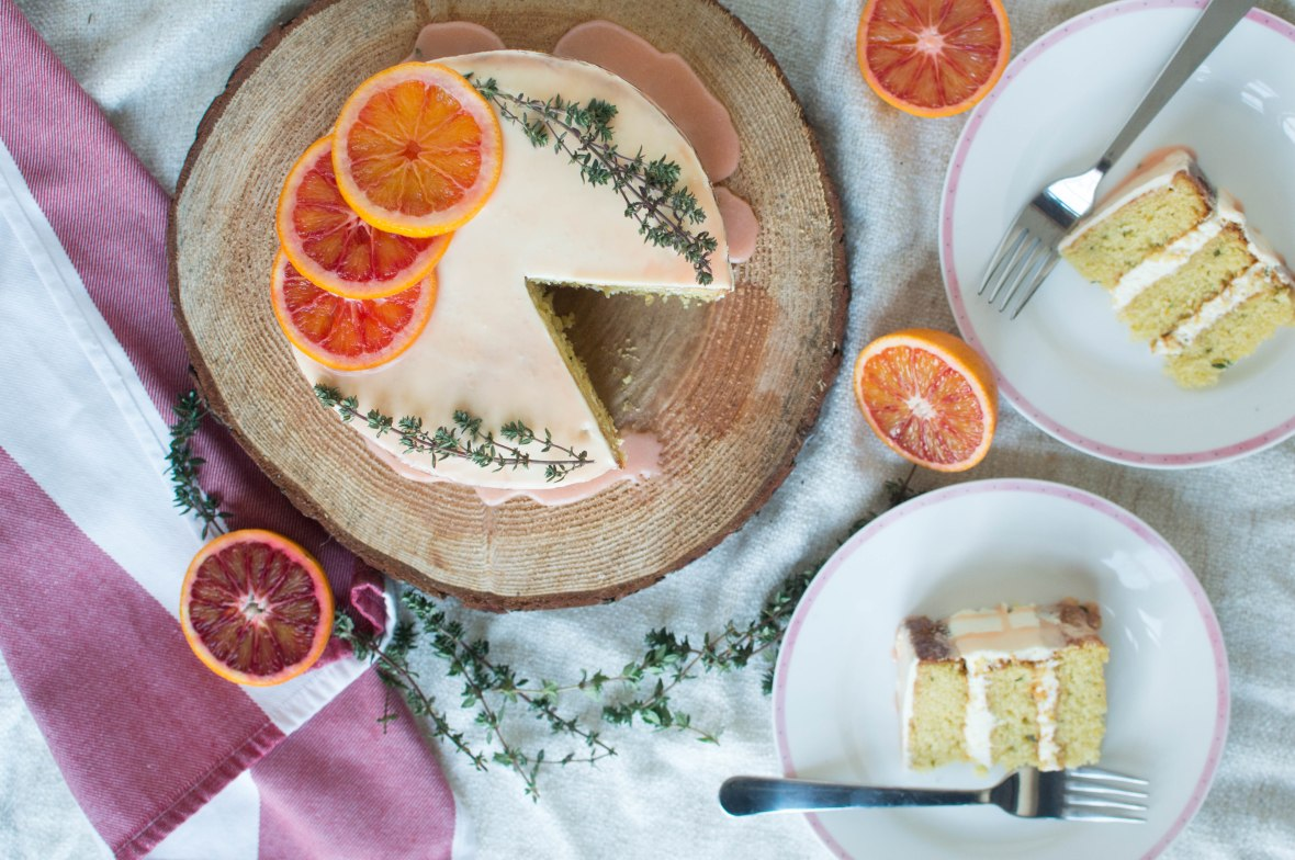 blood orange cake - kay's kitchen (2)