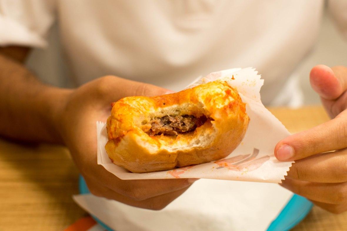 islak burger, istanbul, turkey