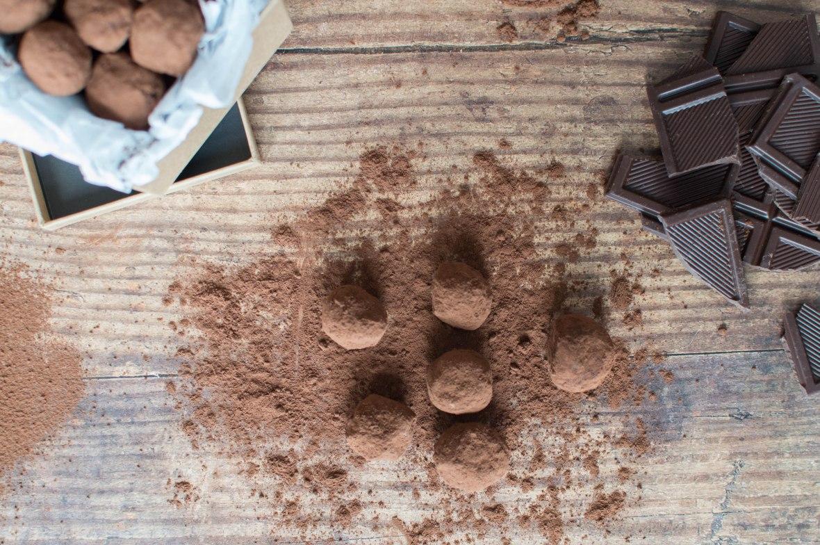 Chocolate Truffles - Kay's Kitchen
