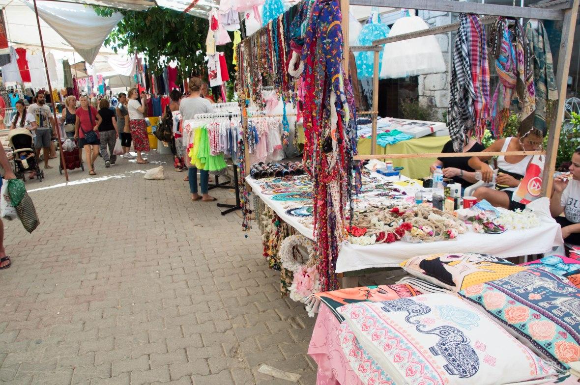 Alaçatı Market, Turkey