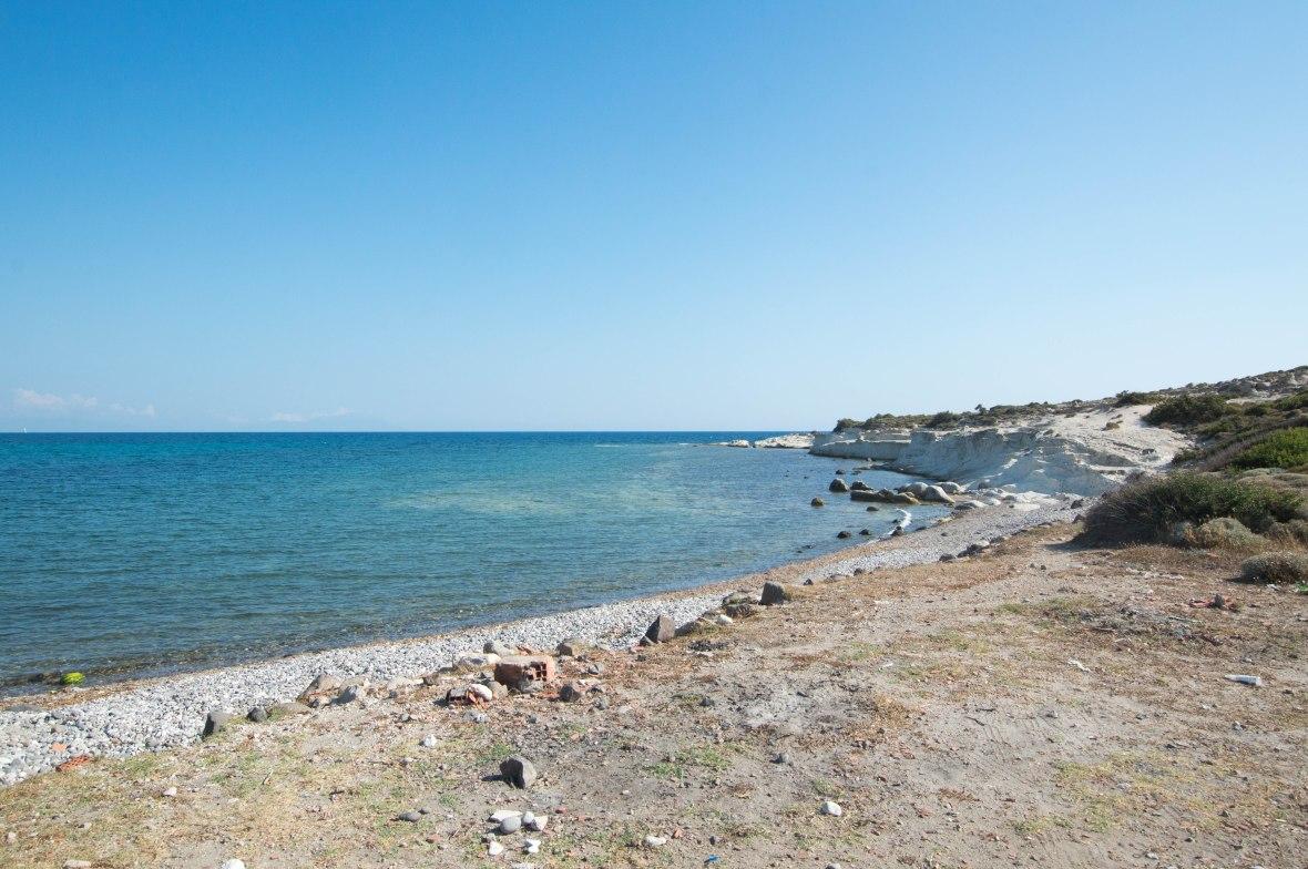 Beach, Tatlicak Mevkii, Cesme, Turkey