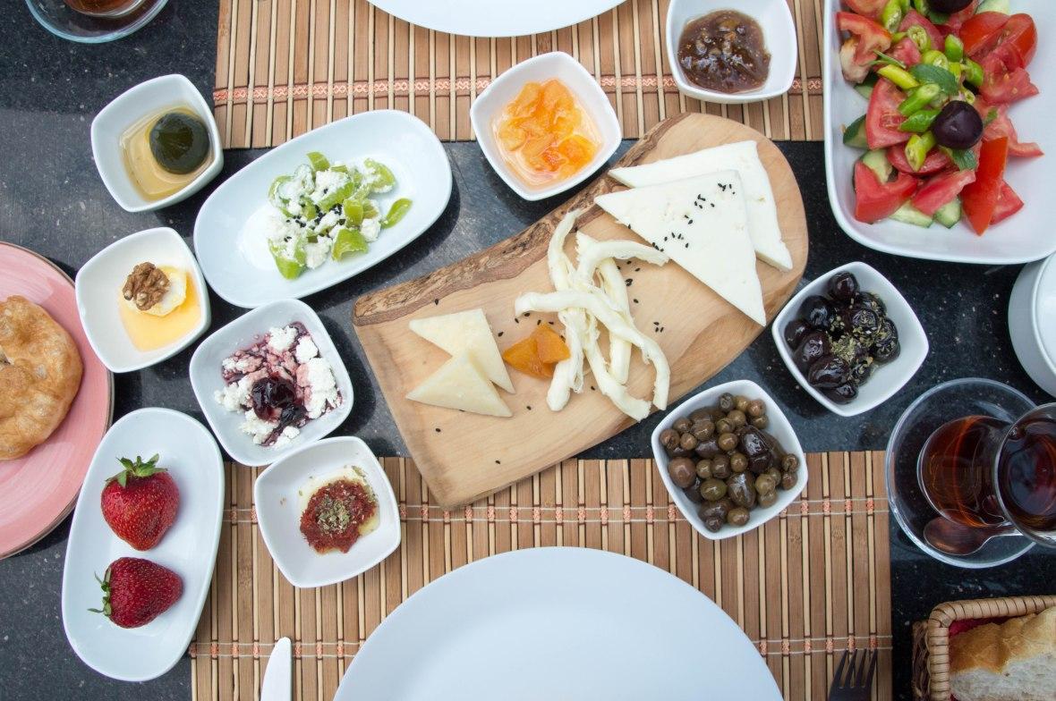 Breakfast, Alacati Yamac Evi Hotel, Alaçatı, Turkey